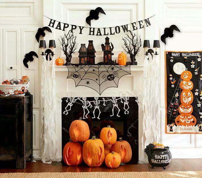 Easy to Make DIY Halloween Decor Ideas